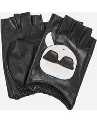 Karl Lagerfeld - K/ikonik Gloves - Lyst
