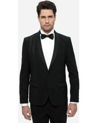Karl Lagerfeld - Tuxedo Suit - Lyst