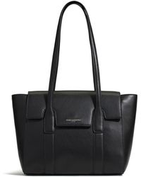 Karl Lagerfeld - Cassandra Shoulder Bag - Lyst