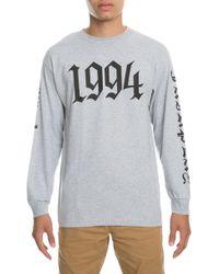 Fairplay Brand - The 1994 Long Sleeve - Lyst