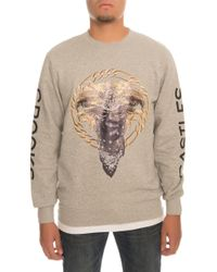 Crooks and Castles - The Cultivated Lux Medusa Crew - Lyst