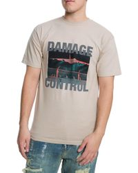 newest 04d63 f10d1 10.deep - The Damage Control S s In Tan - Lyst
