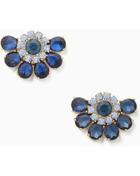 Kate Spade - Bright Ideas Cluster Studs - Lyst