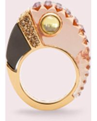Kate Spade - Tropical Paradise Parrot Ring - Lyst