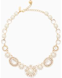 Kate Spade - Luminous Necklace - Lyst