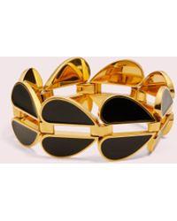 Kate Spade - Heritage Spade Heart Link Bracelet - Lyst