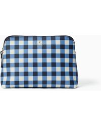 Kate Spade - Hyde Lane Gingham Small Briley - Lyst