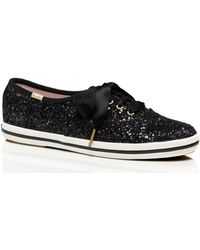 Kate Spade - Keds X Glitter Sneakers - Lyst