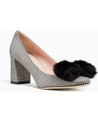 8959bcc758cd Kate Spade India Heels in Black - Lyst