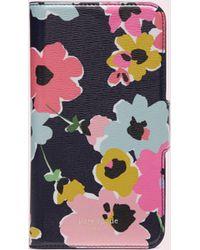 Kate Spade Wildflower Bouquet Iphone Xr Folio Case