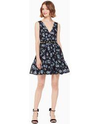 Kate Spade - Prairie Rose Jewel Dress - Lyst