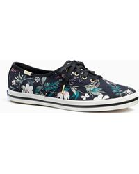 Kate Spade - Keds X Botanical Trainers - Lyst