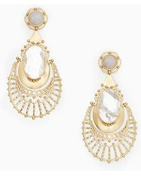 Kate Spade - On The Rocks Statement Earrings - Lyst