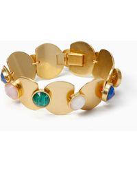 Kate Spade - Sunshine Stones Bracelet - Lyst