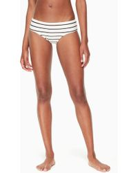 Kate Spade - Stinson Hipster Bikini Btm - Lyst
