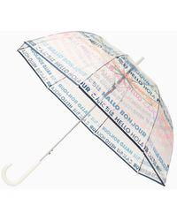 Kate Spade - Hello Bubble Umbrella - Lyst