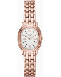 Kate Spade - Rose Gold-tone Staten Watch - Lyst
