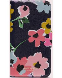 Kate Spade Wildflower Bouquet Iphone X & Xs Folio Case