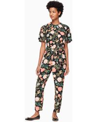 Kate Spade - Blossom Jumpsuit - Lyst