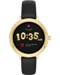 Kate Spade - Scallop Touchscreen Smart Watch - Lyst