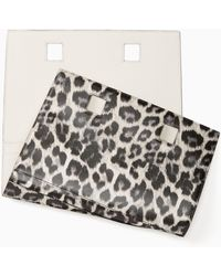 Kate Spade - Make It Mine Leopard Candace Reversible Wrap - Lyst