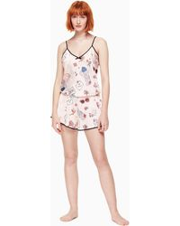 Kate Spade - Honeymoon Romper - Lyst