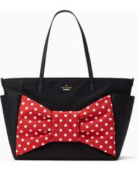 Kate Spade - For Minnie Mouse Betheny Baby Bag - Lyst