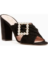 Kate Spade - Iman Sandals - Lyst
