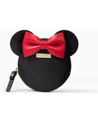 Kate Spade - For Minnie Mouse Minnie Coin Purse - Lyst