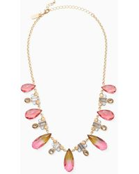 Kate Spade - Light Things Up Necklace - Lyst
