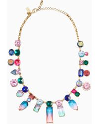Kate Spade - Colour Crush Statement Necklace - Lyst