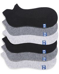 Keds - 6 Pack Sport Low Show Double Tab Socks - Lyst