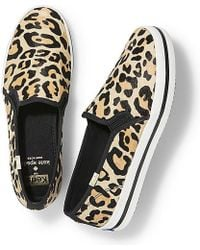 Keds - X Kate Spade New York Double Decker Leather - Lyst