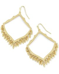Kendra Scott - Lacy Drop Earrings - Lyst