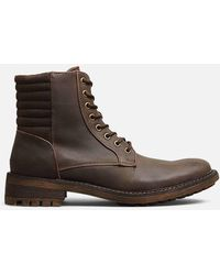 Kenneth Cole Reaction - Beat It Lace-up Boot - Lyst