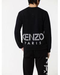 KENZO | Logo Sweatshirt | Lyst