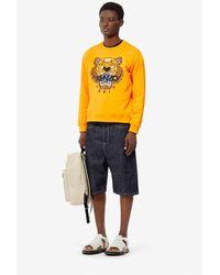 KENZO Denim Shorts - Blue