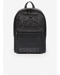 KENZO - Large Tiger 'kampus' Backpack - Lyst