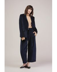 Studio Nicholson - Wide Whale Tailored Jacket - Lyst
