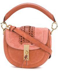 Altuzarra - Ghianda Top Handle Mini Bag - Lyst