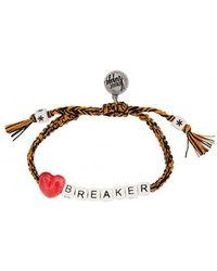 Venessa Arizaga - 'heart Breaker' Bracelet - Lyst
