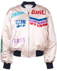 Mikati Lyst Bomber Print Mira Jacket dq7ISxwd0
