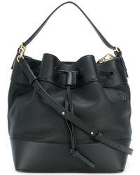 Loewe - Midnight Bucket Bag - Lyst