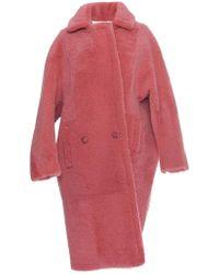 Anne Vest - Pink Coze Coat - Lyst