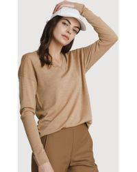 Kit and Ace - Sunsetter Turnaround Sweater - Lyst