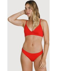 b4385f1085a6b Kit and Ace Kits Scoop Back Swim One Piece in Red - Lyst