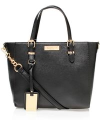 Carvela Kurt Geiger - Danna Winged Tote Bag - Lyst
