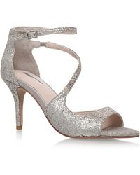 Carvela Kurt Geiger - Gamma In Gold - Lyst