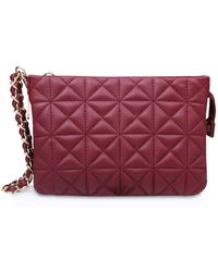 Vince Camuto - Doyle Crossbody In Red - Lyst