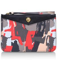 Anne Klein Frances Red & Other Clutch Bags